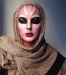 alien alien halloween makeup and costumes