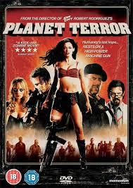 planet terror girls with machine guns pinterest