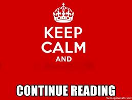 Stay Calm Meme Generator - continue reading keep calm 2 meme generator