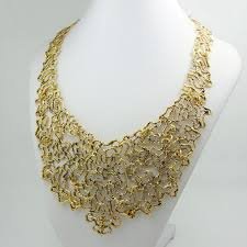gold chain bib necklace images Ttjewelry fashion woman necklace new design lady bib necklace gold jpg
