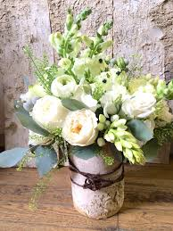Bouquet Of Flowers In Vase New York Florist Flower Delivery By Gotham Florist