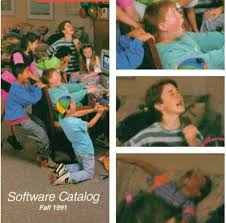 Meme Catalog - we all had that feel before discovering the internet computer