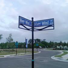 Custom Decorative Signs Street Signs Street Sign Company Custom Street Signs