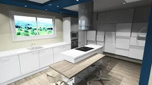 ilot central table cuisine idee de cuisine avec ilot central 5 indogate cuisine ilot