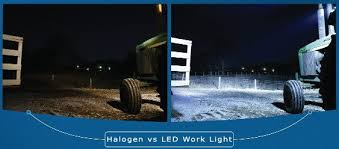 led vs halogen flood lights custer s led technology lights the way custer products