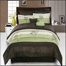 Turquoise And Brown Bedding Sets Piece Portland Sage Comforter Set Queen Or King Size