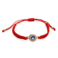 red bracelet with eye images Red string bracelet evil eye red string of fate good luck jpg