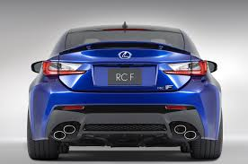 lexus rc f body kits lexus rc f rear profile forcegt com