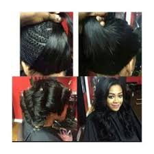 black hair salon bronx sew in vixen hair full sew in no leave out precious creations hair saon pinterest