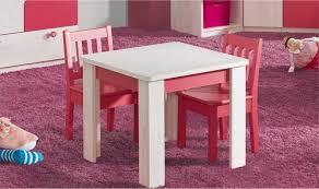 table chambre enfant ensemble table et chaise pour enfant niki