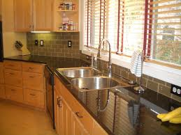 Glass Tile For Kitchen Backsplash Home Design Awesome Backsplash In Kitchens Glass Tile Ideas