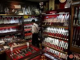 meilleur couteau cuisine idée cadeau les couteaux japonais ici japon