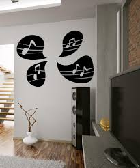 wall decals for home wall vinyl stickers vinyl art decals vinyl wall decal sticker music note speech bubbles os mb1245