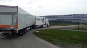 holwerda lzv 25 25m dutch roadtrain volvo fh youtube
