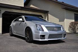 cadillac truck why yes that u0027s a 2011 cadillac cts v coupe sitting in my driveway