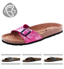 vvfamily comfort flip flops for womens rose red sandal cork