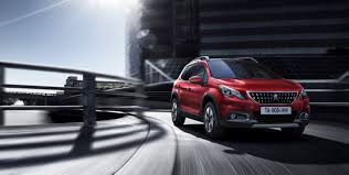 peugeot 2008 crossover peugeot uveils the latest 2008 model
