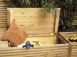 Garden Bench With Storage 1 Dozen Ways To Make The Most Of A Small Yard Planters Yards