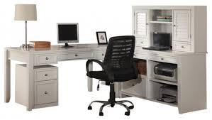 desks office desk l shaped with hutch white ikea galant