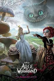 enchanted serenity of period films alice in wonderland wallpaper