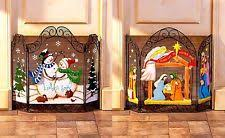 Country Fireplace Screens by Unbranded Fireplace Screens U0026 Doors Ebay