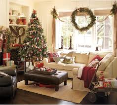 Home Decorating Ideas For Christmas 5 Ways To Get This Look Festive Family Room Barn Living