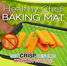 Chef Mat Healthy Chef Baking Mat Baking Sheet As Seen On Tv Store