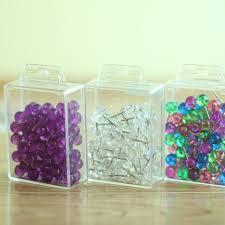 map tacks 80 per box thumb tack plastic push pins map tacks steel point