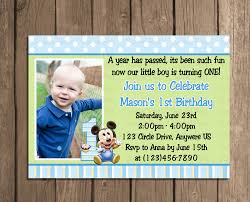 animal lion and monkey baby 1st birthday invitation template