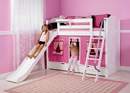 Kids Love Slide Beds Shop Top Selling Bunks  Lofts With Slides - Girls bunk beds with slide