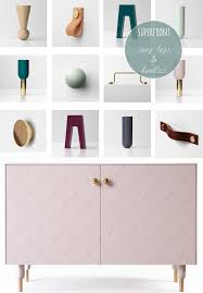 High Design Ikea Hacks Have Arrived Thou Swell by Ikea Cabinets With Geometric Fronts Can Be Lit To Accentuate Them