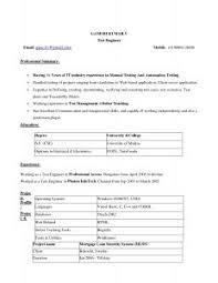 Engineering Resume Template Word Resume Template One Page Word Civil Engineer Sample Pertaining