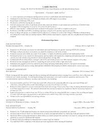 Management Consulting Resume Format Tax Consultant Cover Letter