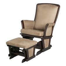 Glider Rocking Chairs For Nursery Brown Rocking Chair For Nursery Stylish Rocking Chair With Ottoman