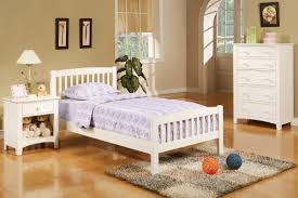 White Country Bedroom Furniture Country Style Youth Bed Set White Huntington Beach Furniture