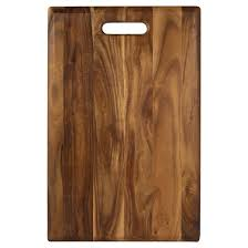 wood board architec 12 x 16 inch non slip acacia wood cutting serving board