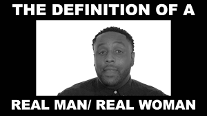A Real Man Meme - the definition of a real man and real woman relationship