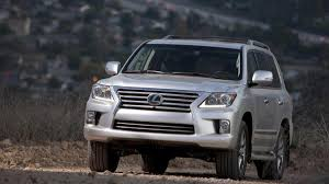 lexus suv lx used 2013 lexus lx 570 review notes a big and cushy luxury suv autoweek