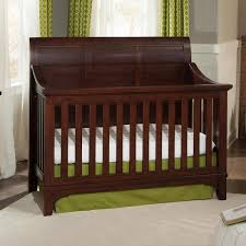 Westwood Convertible Crib Westwood Design Hayden Convertible Panel Crib In Sawn