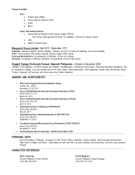 Ccna Resume Sample by Network Engineer Ccnp Cv