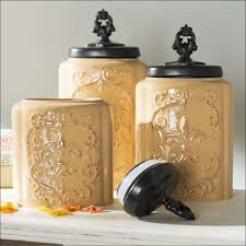 kitchen canister sets walmart kitchen flour sugar containers yellow canisters canister sets