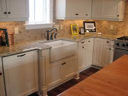 Kitchen Sink Cabinets Small Rustic Kitchen With Good Details I - Sink cabinet kitchen