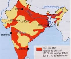 population density map large city population density india map maps of india