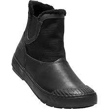 womens boots keen keen womens elsa chelsea waterproof boot ebags com