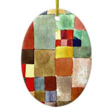 paul klee paintings ornaments keepsake ornaments zazzle
