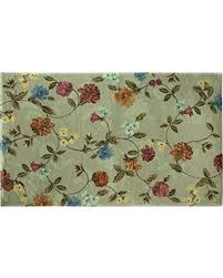bacova accent rugs spectacular deal on bacova guild elegant dimensions skid resistant
