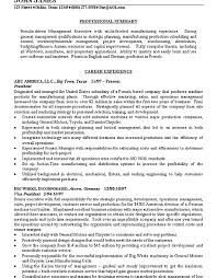 Resume Examples Summary by Marvellous Design Summary Resume Examples 9 For Cv Resume Ideas