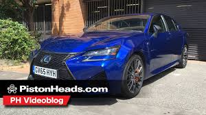 gsf lexus horsepower lexus gs f ph videoblog pistonheads youtube