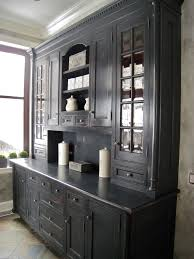 graphite chalk paint kitchen cabinets transforming and refinishing traditional kitchen