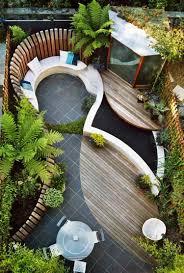 idee für die anordnung bei einem kleinen hof garten u0026 balkon